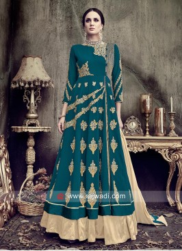 Lehenga Style Heavy Work Salwar Suit
