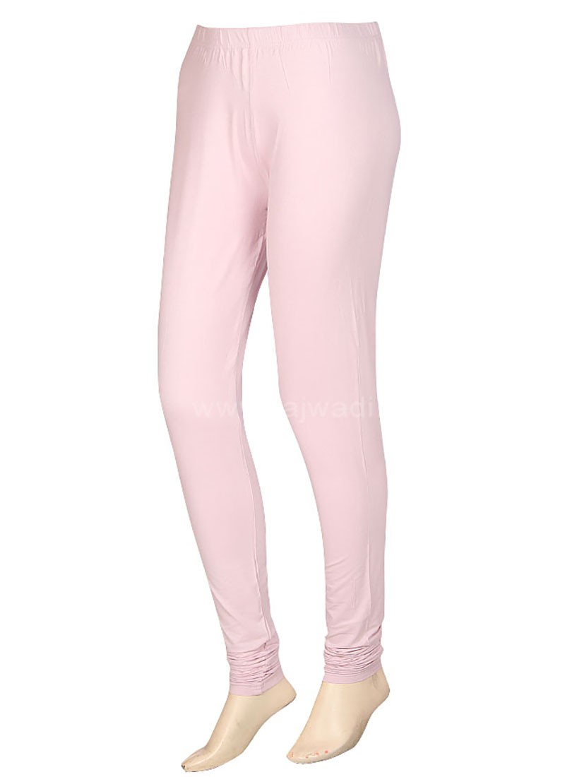 Light Pink Hosiery Leggings