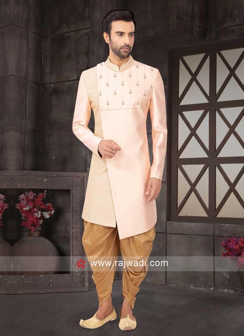 Light Pink Wedding Indo-Western