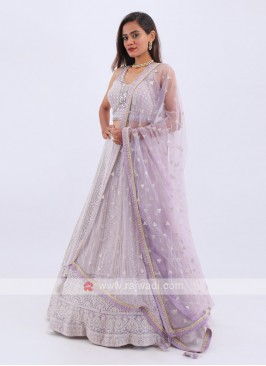 Light Purple Lehenga Choli