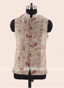Linen Fabric Koti