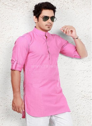 Linen Kurta for Men
