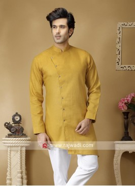Linen Kurta for Party