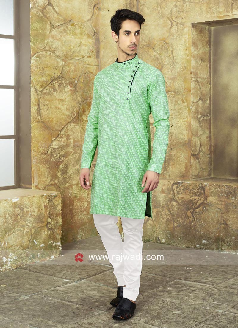 Long Sleeve Kurta Pajama