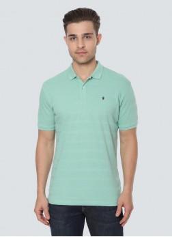 Louis Philippe Green T Shirt