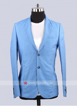 Louis Philippe Long Sleeve Mens Blazer For Party