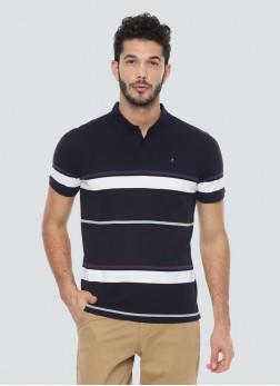 Louis Philippe Navy T Shirt