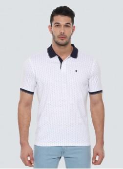 Louis Philippe White T Shirt
