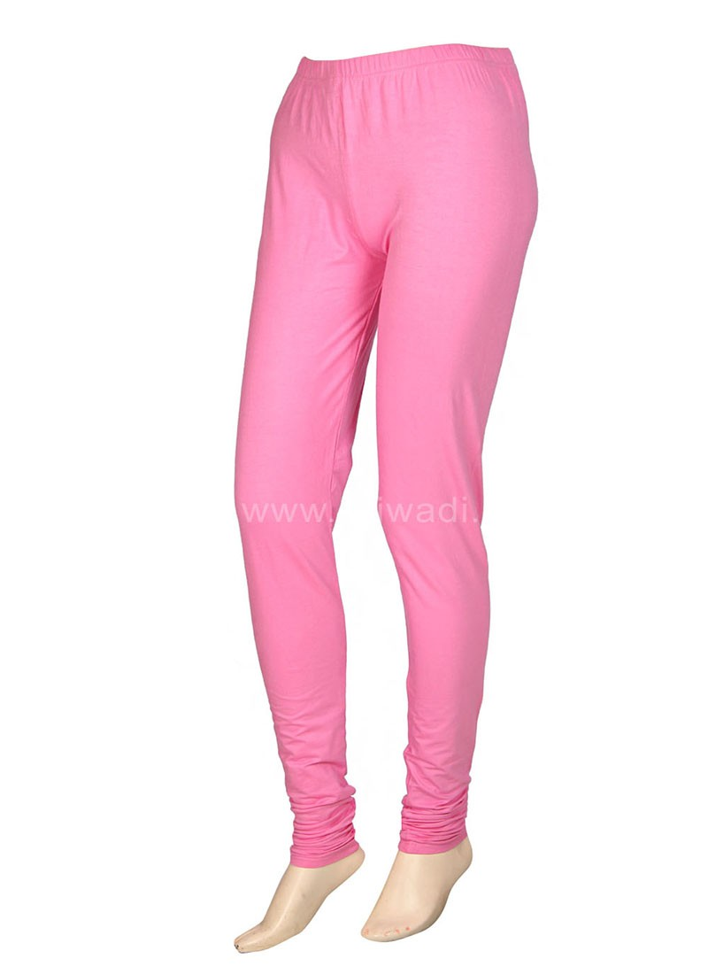 Lovely Light Pink Coloured Leggings