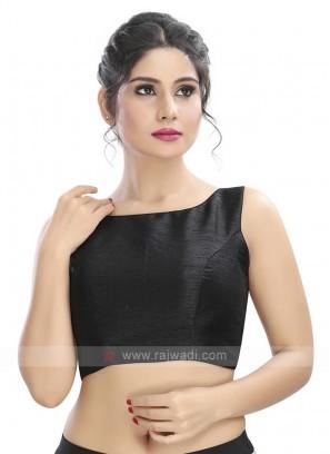 Malbari Silk Stylish Ready Blouse