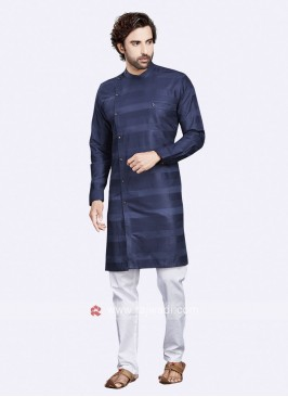 Marvelous Blue Kurta Pajama