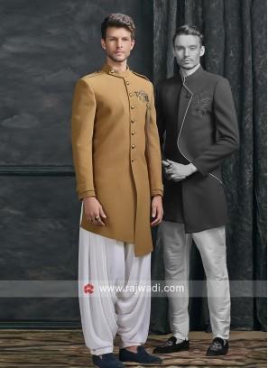 Marvelous Juth Silk Indo Western
