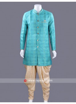 Marvelous Silk Fabric Patiala Suit