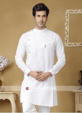Marvelous White Color Kurta