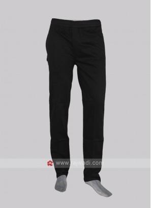 Men Navy blue color cargo pants