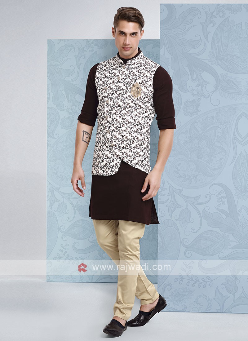 Mens Designer Koti Set