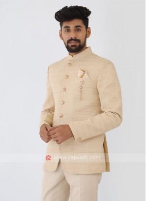 Mens Reception Wear Jodhpuri Suit
