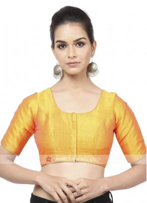 Mulbury Ready Blouse In Yellow