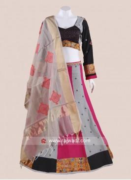 Multicolor Navratri Special Chaniya Choli