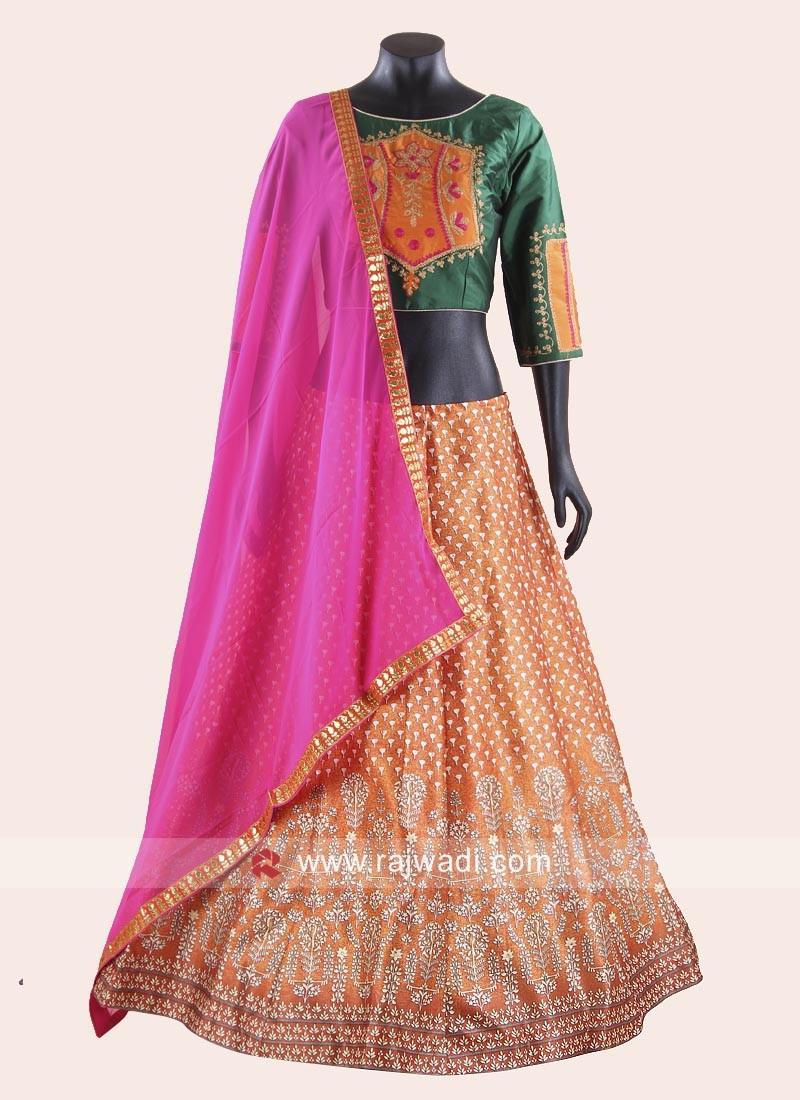 Designer Chaniya Choli for Navratri