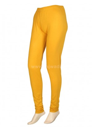 Mustard Coloured Leggings