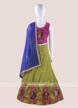 Navratri Chaniya Choli for Girls
