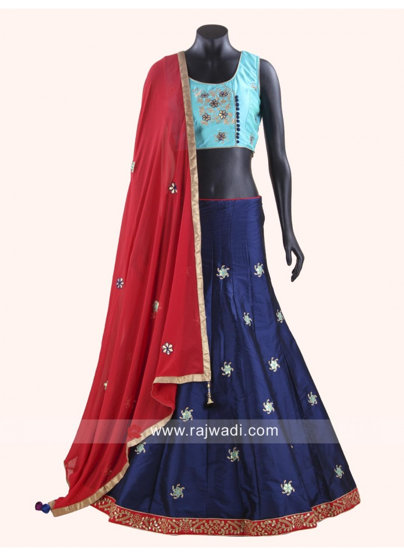 Navratri Chaniya Choli with Fancy Dupatta