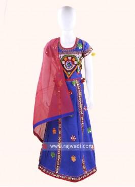 Navratri Special Chaniya Choli for Kids