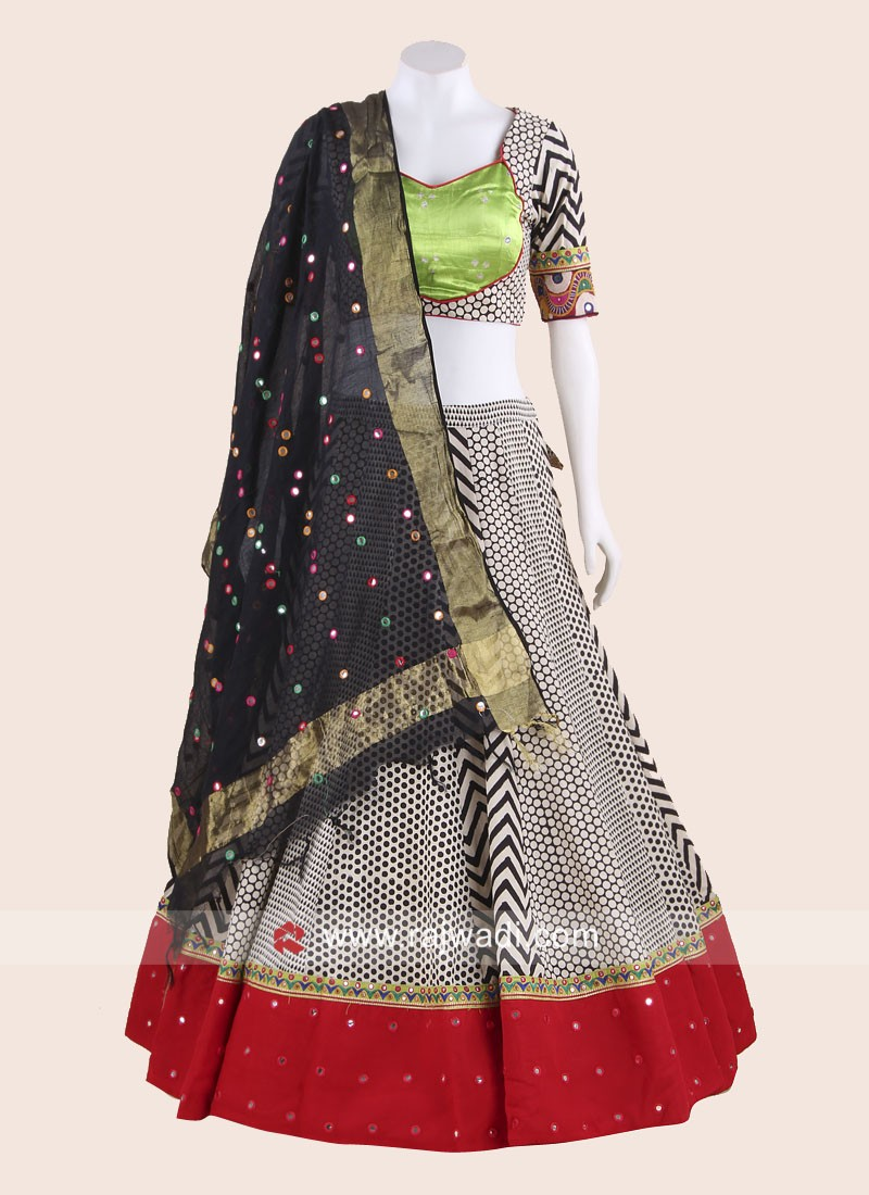 Navratri Special Chaniya Choli with Dupatta