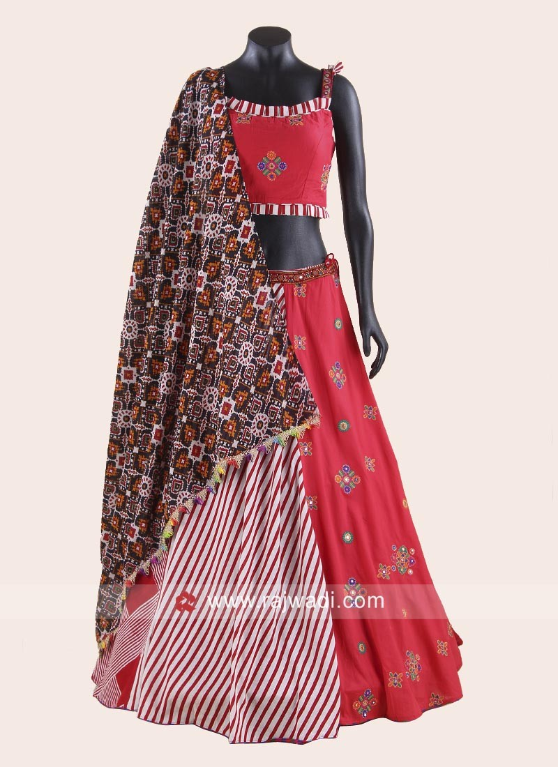 Navratri Special Cotton Chaniya Choli