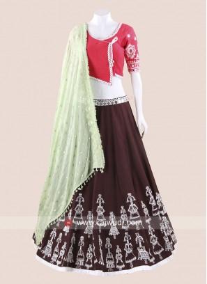Navratri Special Kedia Style Chaniya Choli