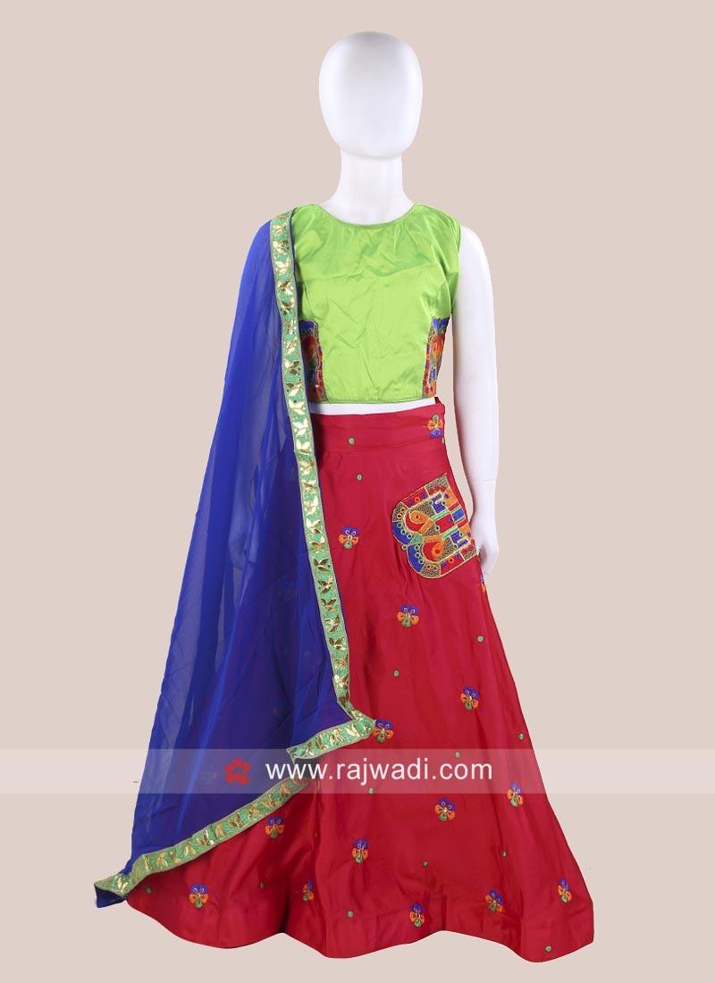Navratri Special Kids Chaniya Choli