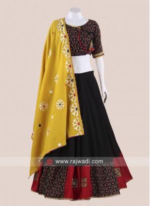 Navratri Special Stitched Chaniya Choli