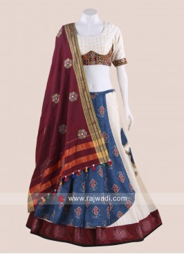 Navratri Special Traditional Chaniya Choli