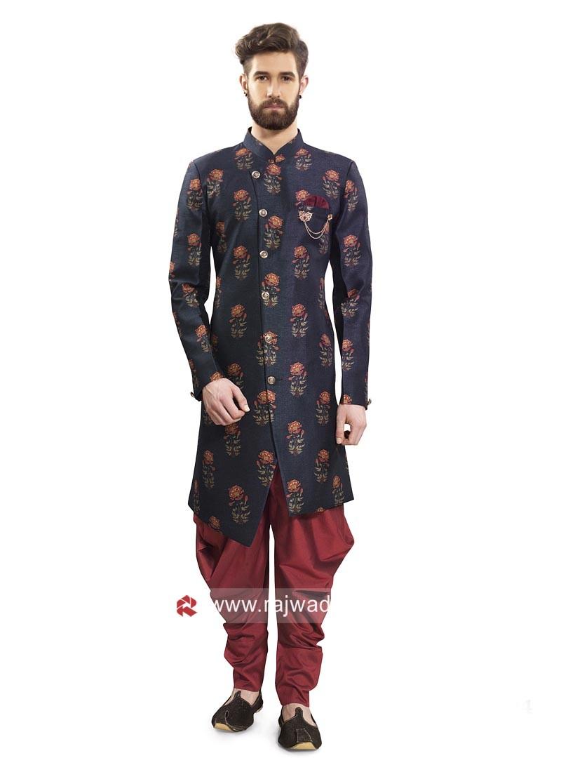 Navy Color Patiala Suit