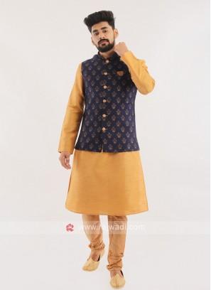 Nehru Jacket Set For Men