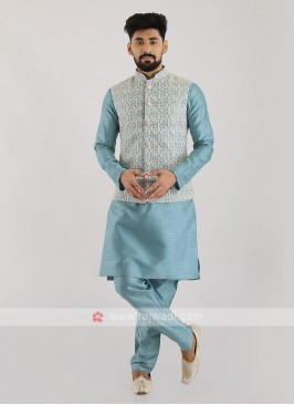 Nehru Jacket Suit For Men