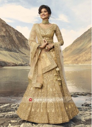 Net Exclusive Wedding Lehenga Choli
