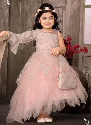 Baby Girl Fancy Gown Design