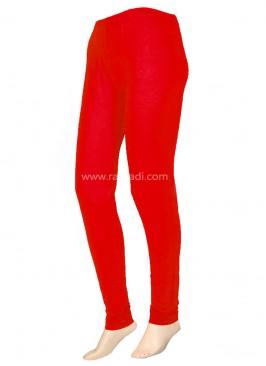 Online Red color Leggings