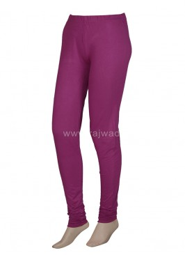Orchid Colour Leggings