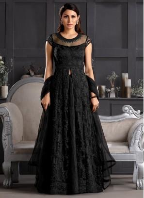 Outstanding Net Reception Salwar Suit