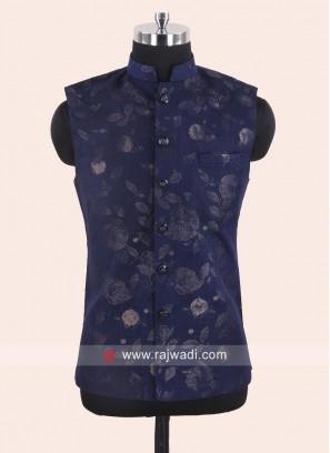 Party Wear Blue Color Koti