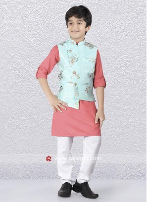 Party Wear boys Nehru Jacket