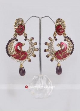 Party Wear Drop Earrings