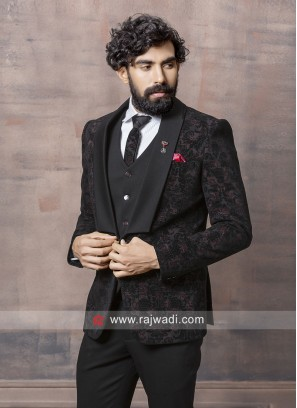 Party Wear Imported Suit