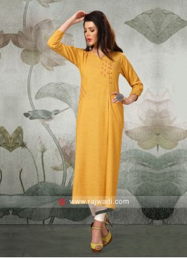 Party Wear Readymade Kurti