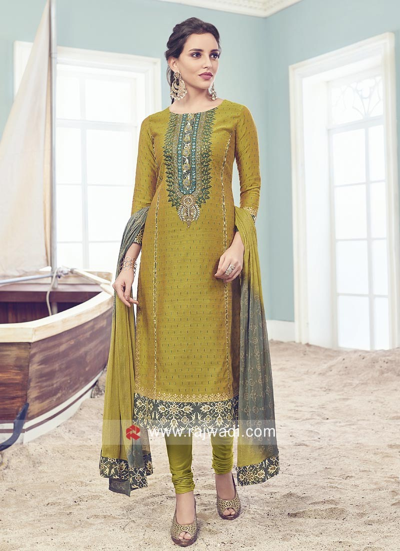 Party Wear Readymade Salwar Suit