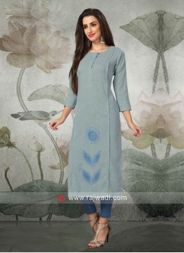 Party Wear Stitched Kurti