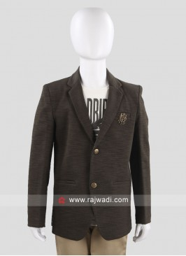Party Wear Blazer For Boys